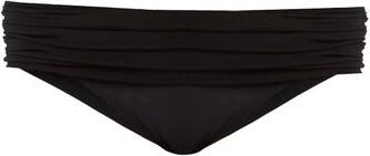 Thumbnail for your product : Norma Kamali Bill Low-rise Bikini Briefs - Black