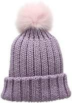 Canadian Classics Women's CN.A2604FUR Beanie Hat