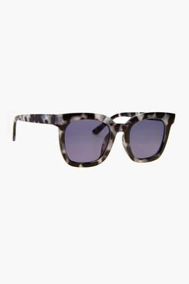 Morgan Aj Eyewear Gray Tortoise Walker Sunglasses