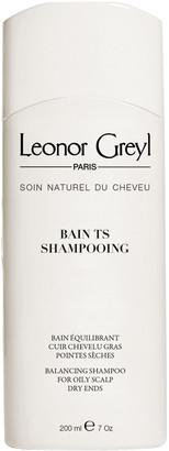 Leonor Greyl Bain TS Shampooing (Balancing Shampoo for Oily Scalp and Dry Ends), 6.7 oz./ 200 mL