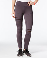 Jessica Simpson The Warm Up Juniors' Ripped Yoga Leggings