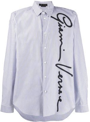Versace GV signature shirt