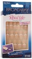 Broadway Nails Real Life Press-On Petites Nails Real Short Peach