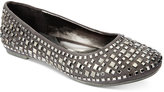 Ivanka Trump Girls' or Little Girls' Park Star Dress Shoes