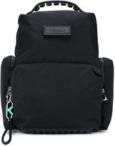 Kenzo logo backpack - men - Polyester/Polyurethane/rubber - One Size