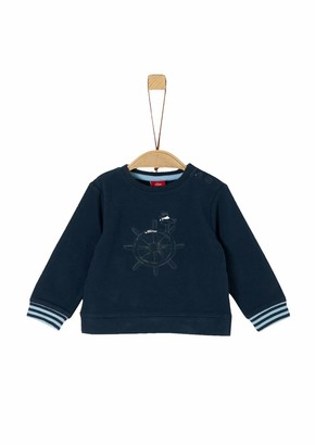 S'Oliver Baby Girls' 59.911.41.2348 Sweatshirt