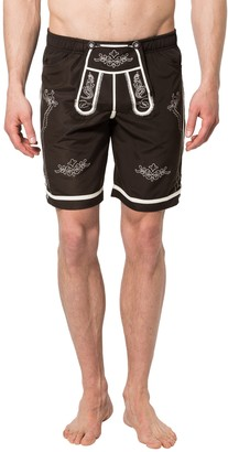 Lower East Men's Swimming Trunks