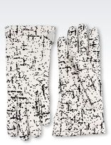 Emporio Armani Glove In Lambskin