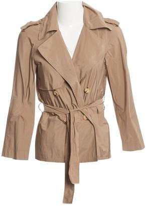 Lanvin Beige Trench Coat for Women