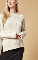 Lucca Couture Greta Long Sleeve Poncho