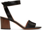 Givenchy Black Paris Sandals