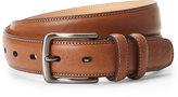 Trafalgar Double Loop Leather Belt