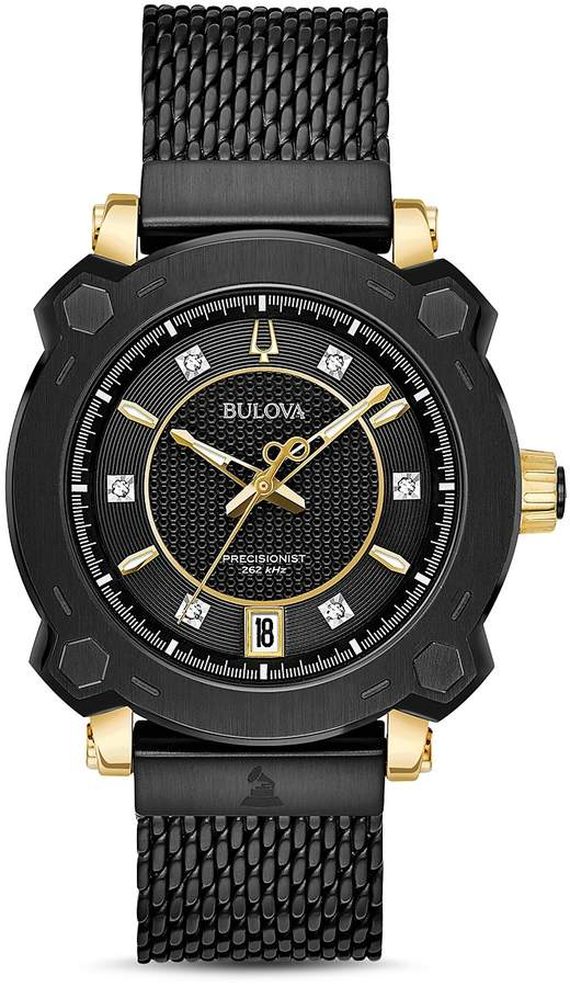 Bulova Precisionist Grammy Watch, 38mm