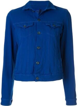 Comme Des Garçons Pre-Owned Slim-Fit Buttoned Jacket