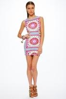 Mara Hoffman Strappy Mini Dress in Shakti White