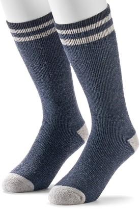 Columbia Men's 2-pack Thermal Crew Socks
