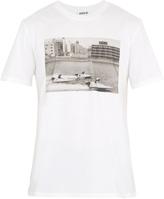 A.P.C. Boat cotton T-shirt