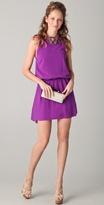 Alice + olivia Rosie Blouson Dress