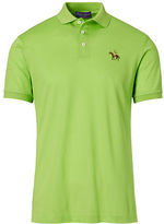 Ralph Lauren Purple Label Custom-Fit Piqué Polo Shirt