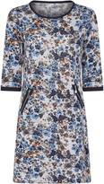 Yumi Mixed Floral Pocket Dress
