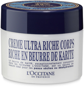 L'Occitane Shea Ultra Rich Body Cream