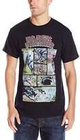 Marvel Men's Black Panther Comicbook Men's T-Shirt