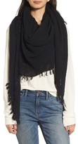 Treasure & Bond Women's Knotted Tassel Scarf