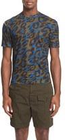 DSQUARED2 Men's Leopard Print T-Shirt