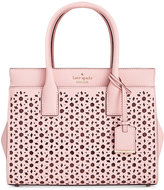 Kate Spade Cameron Street Perforated Small Candace Satchel