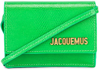 Jacquemus Le Bello Bag in Green | FWRD