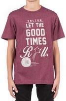 Volcom 'Good Times' Graphic T-Shirt (Toddler Boys & Little Boys)