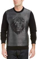 Versus By Versace Lion Motif Sweatshirt