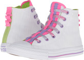 Converse Chuck Taylor® All Star® Loopholes Hi (Little Kid/Big Kid)