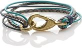 Sperry Multi Strand Leather Bracelet