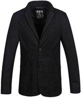 URBANFIND Men's Slim Fit Simple Casual Wear Blazer Jacket