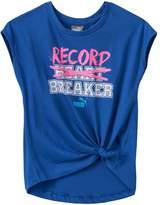 """Puma Girls 4-6x Record Breaker"""" Tee"""