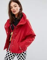 Love Moschino Survivor Rain Jacket