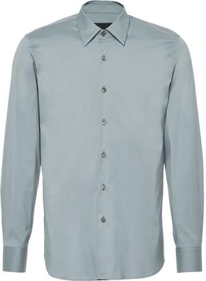 Prada Slim-Fit Stretch Shirt