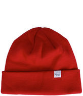 Norse Projects Red Merino Hat