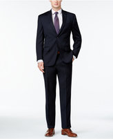MICHAEL Michael Kors Classic-Fit Suit Navy Solid Suit