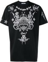 Givenchy Columbian-fit printed t-shirt