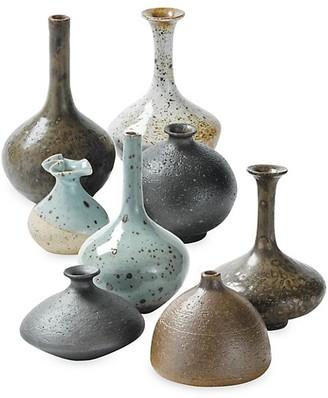 REGINA ANDREW 8-Piece Porcelain Bud Vase Set