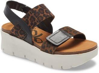 OTBT Nova Platform Sandal