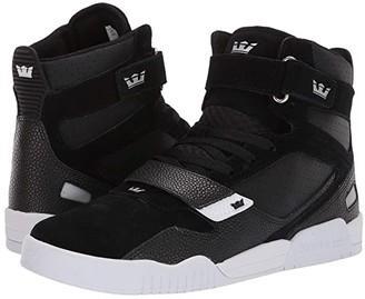 Supra Breaker (Black/Silver/White) Men's Shoes