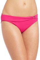 Lauren Ralph Lauren Floral Twist Hipster Bikini Bottom