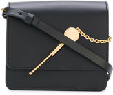 Sophie Hulme small Cocktail Stirrer bag - women - Leather - One Size
