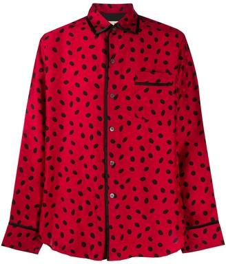 Marni Dotted Pyjama Shirt