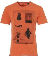 O'neill O`riginals Odyssey Print Crew Neck Regular Fit T-