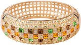 T400 Jewelers,Queen 18K Gold Swarovski Elements Charm Bracelet/Bangle for women