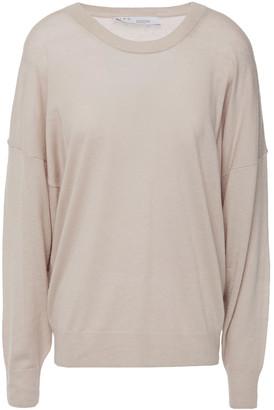 IRO Merino Wool, Cashmere And Silk-blend Sweater